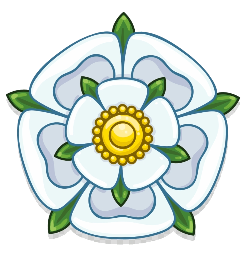 White-rose-logo